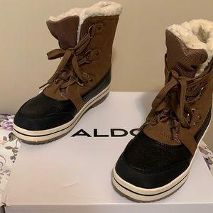 ALDO kalessi winter boots size 6 women